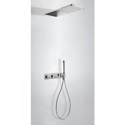 Kit de ducha termostático...