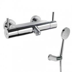 Bañera-ducha termostática