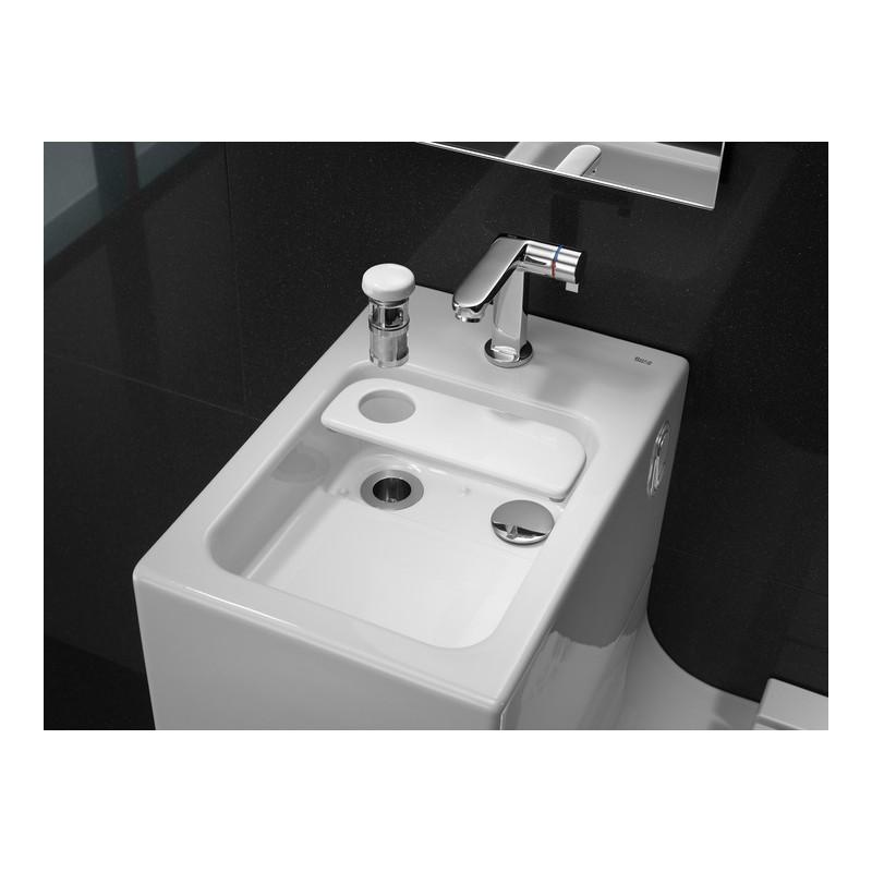 Inodoro y lavabo suspendido de porcelana - Inodoro y lavabo en uno ...